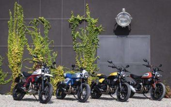 Ανανέωση για την οικογένεια Scrambler της Ducati
