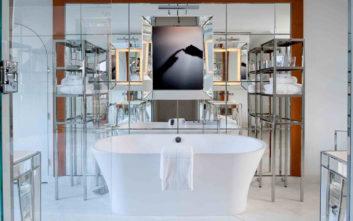 Τα πιο εντυπωσιακά μπάνια ξενοδοχείων παγκοσμίως