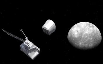Έτοιμη για εκτόξευση η ευρω-ιαπωνική αποστολή BepiColombo για τον πλανήτη Ερμή