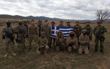 Πολυεθνική άσκηση ειδικών δυνάμεων στη Βουλγαρία