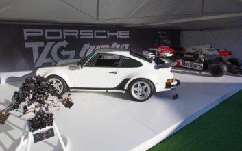 Μια Porsche 911 με καρδιά από Formula 1