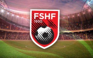 Αλβανική Ποδοσφαιρική Ομοσπονδία: Αποστρεφόμαστε τη γλώσσα κάποιων νοσηρών μυαλών