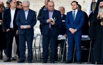Γαβρόγλου: Ο λαός έδωσε θύματα για τα οποία πρέπει αιωνίως να είμαστε ευγνώμονες