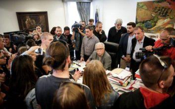 Γαβρόγλου: Εμπιστεύομαι τη νέα γενιά, λείπει όμως η καθαρή φωνή της