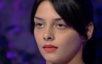 Έξαλλος κριτής έκοψε κοπέλα από το Greece's Next Top Model