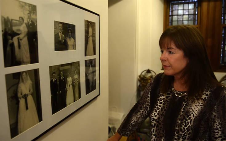 Μετακόμισε στην… εκκλησία που παντρεύτηκαν γενιές και γενιές της οικογένειάς της