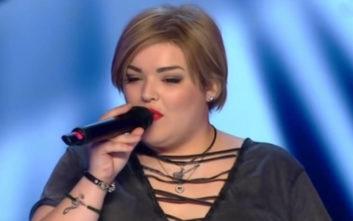 Η κοπέλα που ξεσήκωσε το πλατό του The Voice με το «Bella Ciao»