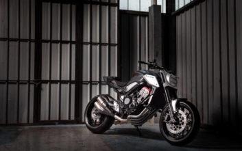 Η νέα πρωτότυπη μοτοσικλέτα με μοντέρνα και μινιμαλιστική σχεδιαστική γλώσσα defb4512317