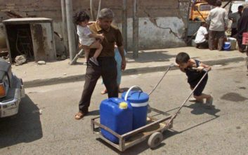 Μαζική η δηλητηρίαση από μολυσμένο νερό στο Ιράκ