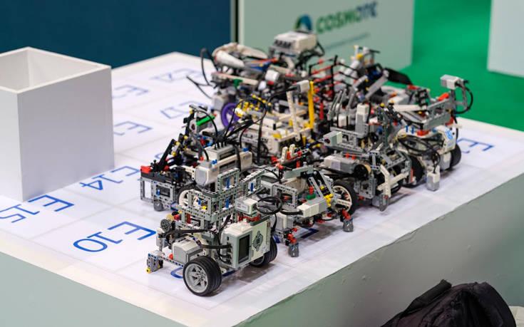 Αναβάλλεται λόγω κακοκαιρίας ο τελικός του Πανελλήνιου Διαγωνισμού Εκπαιδευτικής Ρομποτικής