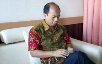 Παλεύει με τον καρκίνο και δίνει τη μάχη της ενημέρωσης για το τσουνάμι στην Ινδονησία