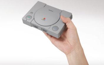 Ανακοινώθηκε η πλήρης λίστα των 20 παιχνιδιών για το PlayStation®Classic