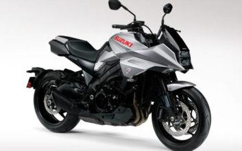 Οι αναμνήσεις ξαναγυρίζουν με το νέο Suzuki GSX1100S Katana b149598b0c5