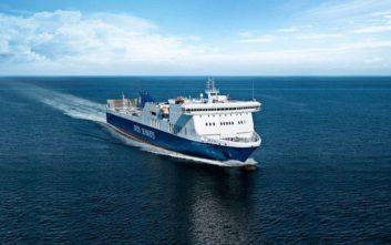 Καλά στην υγεία τους όλοι οι επιβάτες του πλοίου που έπιασε φωτιά στη Βαλτική