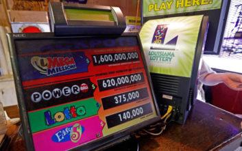 Κέρδισε 1,6 δισ. δολάρια στο Λόττο αλλά τα προβλήματά του… μόλις άρχισαν