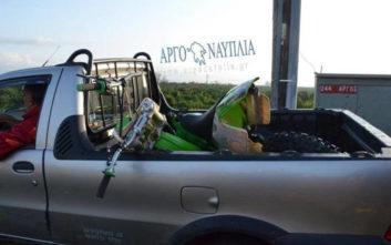 Αίσιο τέλος για τον 25χρονο μοτοσικλετιστή motocross στο Άργος