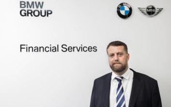 Αλλαγή διοίκησης στη BMW Financial Services Hellas