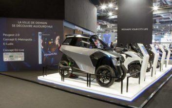 Τα ηλεκτρικά όνειρα της Peugeot