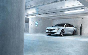 Η νέα γκάμα ηλεκτροδοτούμενων, σπορ οχημάτων της Peugeot