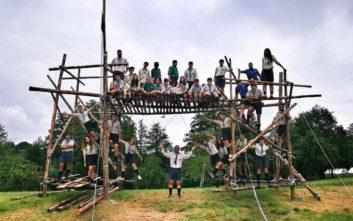 Οι Πρόσκοποι αλλάζουν τη ζωή των νέων