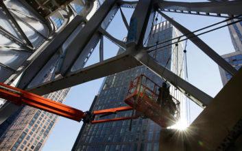 Αυτό είναι το μεγαλύτερο και ακριβότερο κατασκευαστικό έργο των ΗΠΑ