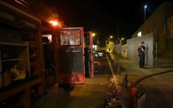 Φωτιά τα ξημερώματα σε σπίτι στη Μηχανιώνα