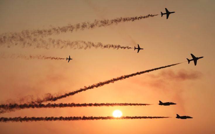 Συνετρίβη αεροσκάφος της Βασιλικής Αεροπορίας της Σαουδικής Αραβίας