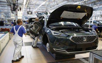 Ξεκίνησε η παραγωγή του SEAT Tarraco σε εργοστάσιο της VW