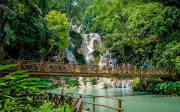 Ένα μέρος μαγικό και ονειρικό στο Λάος