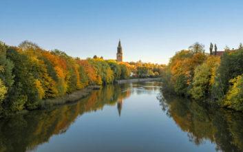 Ταξίδι στην αρχαιότερη πόλη της Φινλανδίας