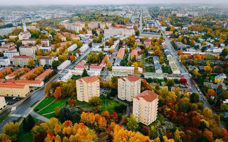 Ραντεβού Τούρκου Φινλανδία
