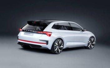 Νέο compact hatchback από τη Skoda