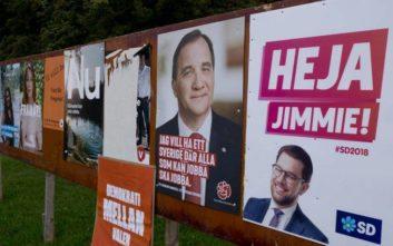 Βαδίζει προς πρόωρες εκλογές η Σουηδία