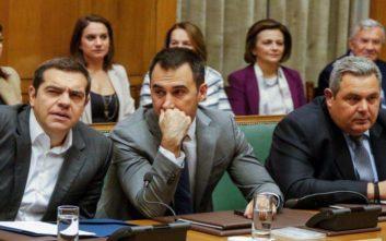 Τι είπε ο Καμμένος στο υπουργικό συμβούλιο για το Σκοπιανό