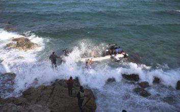 Δεκάδες μετανάστες αγνοούνται σε ναυάγιο στη Λιβύη