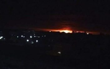 Συναγερμός στην Ουκρανία από έκρηξη σε αποθήκη πυρομαχικών