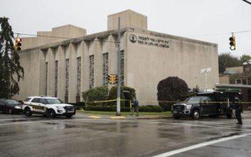 Εβραίοι του Πίτσμπεργκ ρίχνουν στον Τραμπ μέρος της ευθύνης για τη σφαγή στη συναγωγή