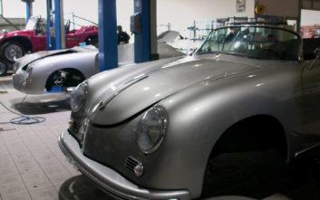 Η ελληνική εταιρεία που κατασκευάζει χειροποίητες ρέπλικες Porsche