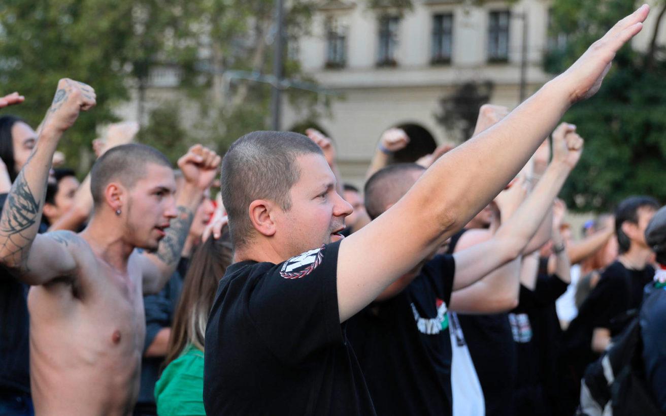 Ο χάρτης της ακροδεξιάς και του εθνικισμού στην Ευρώπη