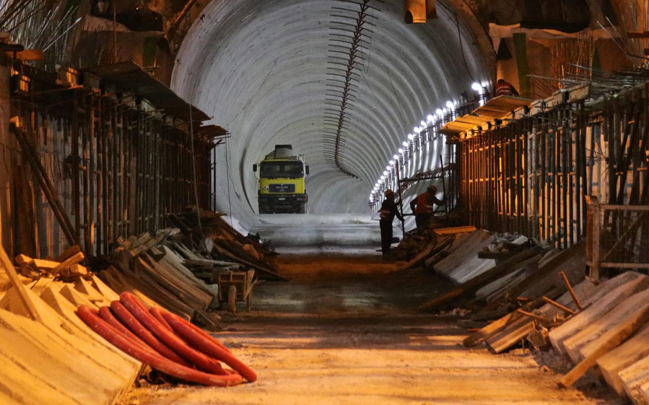 Έτσι είναι ο υπόγειος κόσμος του μετρό που επεκτείνεται κάτω από τα πόδια μας