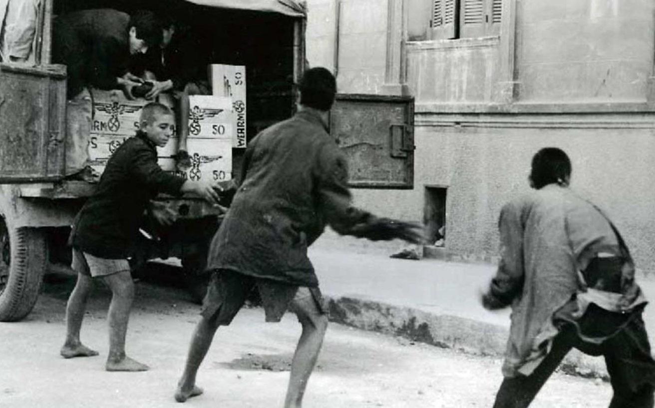 Η ηρωική ιστορία του θρυλικού «ξυπόλυτου τάγματος»