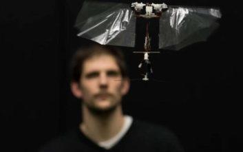Αυτά τα ιπτάμενα ρομπότ θα είναι τα δικά μας… έντομα