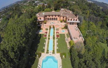 Το λαμπρό παρελθόν του «The Beverly House» που πωλείται για 135 εκατ. δολάρια