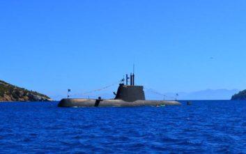 Ποιος γνωρίζει πού βρίσκονται τα ελληνικά υποβρύχια ανά πάσα στιγμή