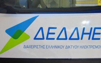 ΔΕΔΔΗΕ: Πού υπάρχουν προβλήματα ηλεκτροδότησης
