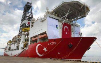 Η Τουρκία εξέδωσε νέα NAVTEX για να πραγματοποιήσει δεύτερη γεώτρηση