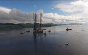 «Στα ανοιχτά της Μερσίνας το δεύτερο τουρκικό γεωτρύπανο»