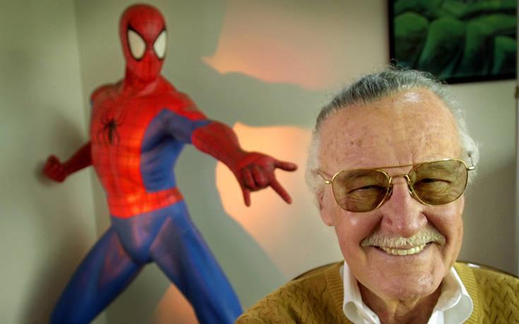 Το «αντίο» της Marvel στον θρύλο Σταν Λι