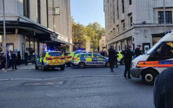 Συναγερμός στο Λονδίνο, αναφορές για οπλισμένο άνδρα στα κεντρικά της Sony