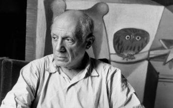 Εντοπίστηκε έπειτα από έξι χρόνια στη Ρουμανία κλεμμένος πίνακας του Πικάσο